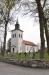 Predikstol från kyrkans byggnadstid