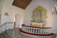Altaret i Härjevads nya kyrka foto Christian