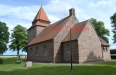 Härjevads nya kyrka