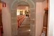 Ingången till kyrkorummet