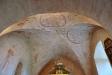 I koret målningar som tillskrivits mäster Amund