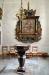 Predikstol från 1667