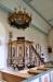 Predikstol från 1698