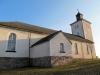Hova kyrka från norr. Foto: (c) Kerstin Pilblad 2011.