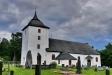 Leksbergs kyrka juli 2012