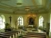 Orgeln omfatatr 9 stämmor och installerades 1974