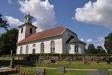 Hössna kyrka 22 juli 2014