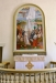 Altartavlan utförd av Viking Lanje tillkom 1951