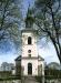 Dopfunten i Blidsbergs kyrka. Foto: Åke Johansson.