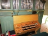 Nuvarande orgelverk är från 1969.