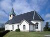 Varnums kyrka på 90-talet. Foto: Åke Johansson.
