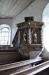 Predikstolen  från 1700-talet