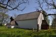 Ornunga gamla kyrka 23 maj 2012. Trist när sevärdhetskyrkor hålles låsta.