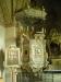 Predikstol från 1741 av snickaren Gabriel Beuthin
