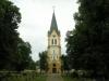 Lägger in en exteriörbild trots att det finns onödigt många. För att få kyrkan på miniatyrbilden.