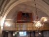 Orgeln från 1957. Foto:Bertil Mattsson
