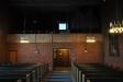 Mycket välgjorda bilder på predikstolen