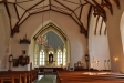 Bakre delen av kyrkan har fått ett barnrum och ett samlingsrum