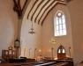 I södra korsarmen finns ett mindre kapell