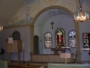 Interiör Mullhyttans kyrka
