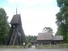 Klockstapeln är Närkes högsta och skänktes 1495 av biskop Rogge