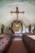 Vyn mot altaret.
