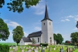 Gällersta kyrka juli 2014