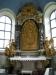En magnifik altaruppsats från tidigt 1700-tal