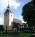 Ösmo kyrka från sydväst