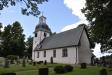 Säterbo kyrka 4 juli 2012