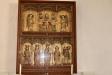 Altarskåp från 1400-talet.