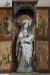 ´Den lilla Madonnan har förlorat både barn och krona men ser glad ut ändå.´ (Svenska kyrkor...)