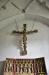 En kopia av ett gammalt krucifix