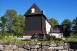 Säby kyrka september 2011