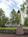 Idre kyrka 15 juni 2012