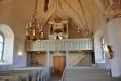 Orgelfasaden är från 1623