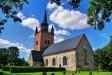 Björksta kyrka juli 2012