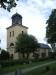 Haraker kyrka i maj 2009