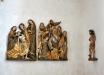 Detaljer ur ett altarskåp