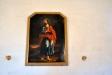 Tidigare altartavla från 1679 är målad av Johan Aureller d.ä.