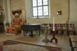 Dopfunt från 1670 och kororgeln