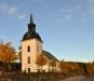 Västervåla kyrka 7 oktober 2013
