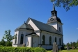 Västervåla kyrka maj 2014