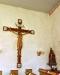 Krucifixet med evangelisternas namn i ändarna