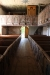 Interiör Drevs gamla kyrka.