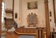 Man tror att altartavlan är från 1700-talet och gjord av Olof Cruse