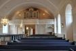 Predikstolen är samtida med kyrkan