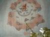 Takmålningarna är utförda av  målaren Rosenblad i Gränna år 1782