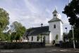 Örs kyrka med vackra grindar