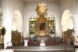 Predikstolen från 1825 av Carl Johan Bergqvist.